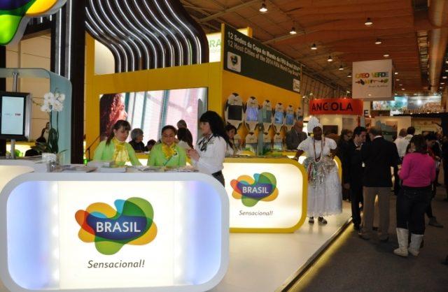 Balneário Camboriú na Bolsa de Turismo de Lisboa