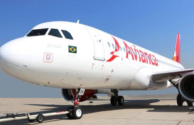 Avianca inicia operações em Navegantes