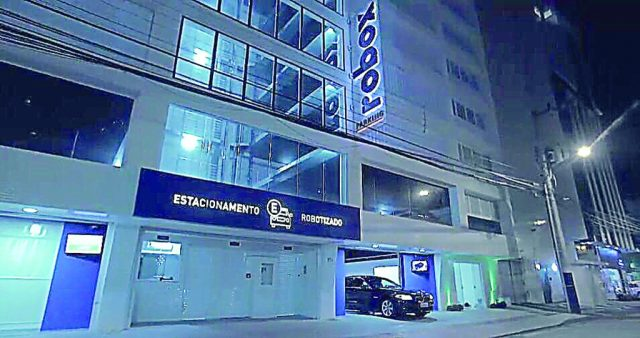 Estacionamento Robótico Balneário Camboriú