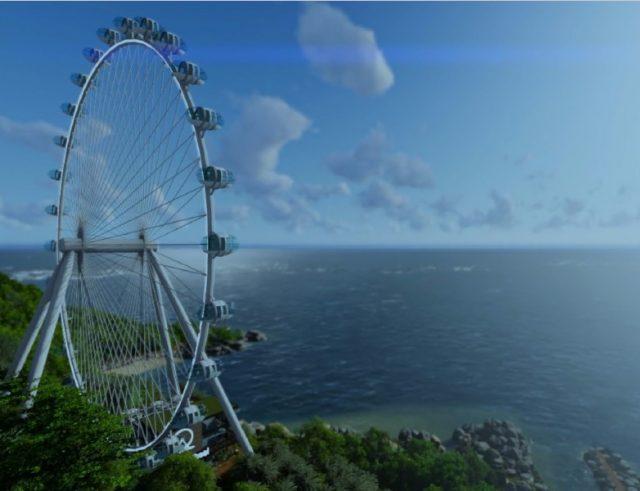 Big Wheel Roda Gigante Balneário Camboriú