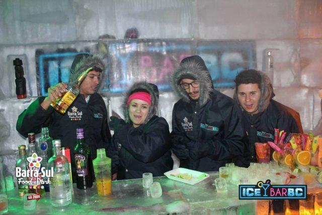 ice bar bc grupos