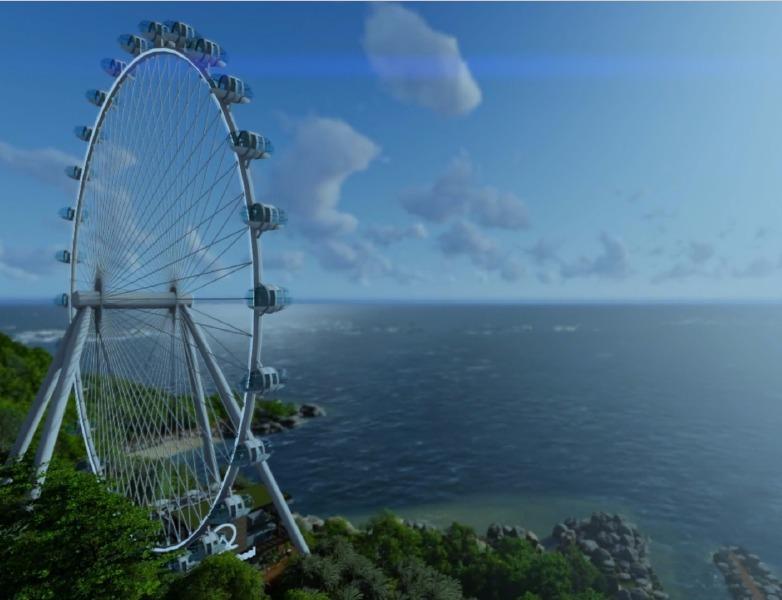 Big Wheel Roda Gigante