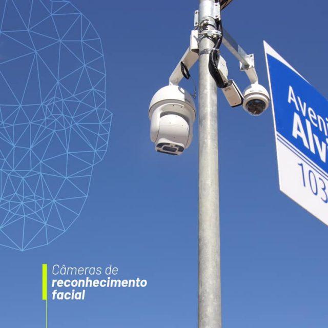 Câmeras de Reconhecimento Facial Balneário Camboriú