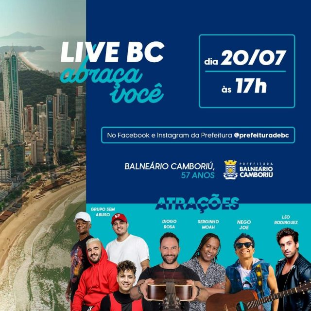Live BC Abraça Você