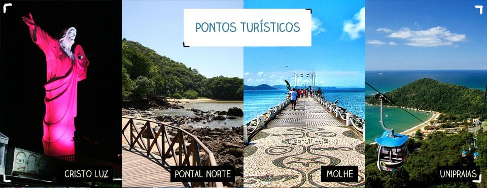 Atrações Turísticas - Balneário Camboriú