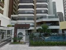 Apartamento diferenciado - Frente para o mar (1o. andar c/ terraço externo)