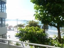 Frente mar em Balneário Camboriu, 03 dormitorios locação anual