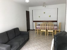 Apartamento na quadra do mar!